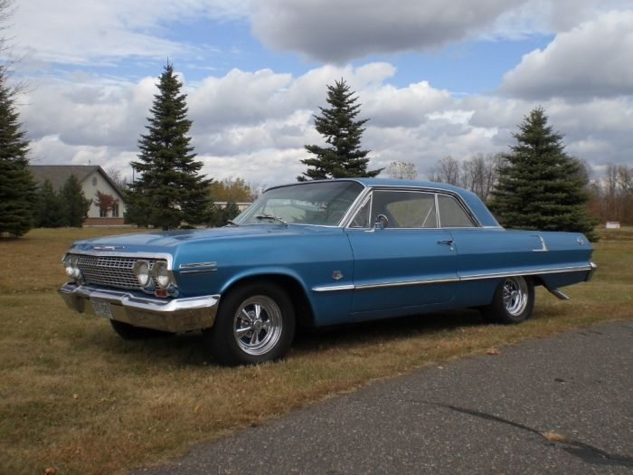 17 Best ideas about 63 Impala For Sale on Pinterest   Chevrolet impala and Super sport