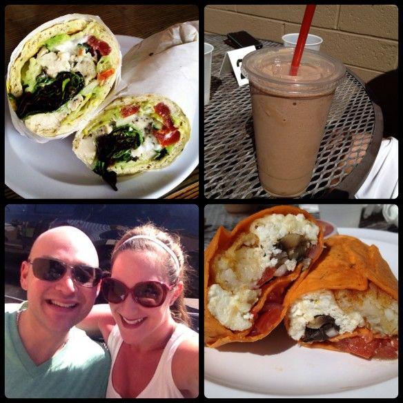 d'lish drive thru - delicious, healthy breakfast / lunch/ coffee's  in Arizona