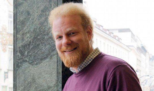 """Článek - rozhovor s ekonomem Tomášem Sedláčkem """"Vyhazovem to nekončí, ale začíná"""" - http://fotolide.cz @fotolide_cz"""