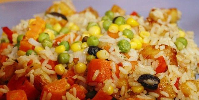 Rice i love!