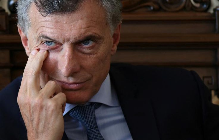 #world #news  Argentina's Macri discusses Venezuela in call with Trump: spokesman
