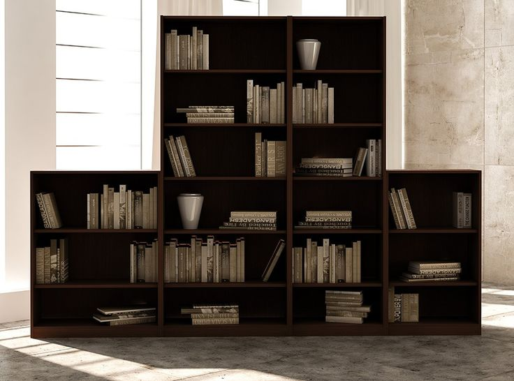 Italian Office Bookcase Composition VV LE5154 - $950.00