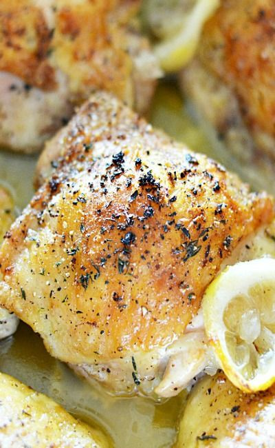 make oven baked chicken see more apple and cabbage oven baked chicken ...