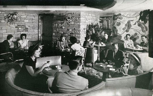 Garden Lounge Bismarck Hotel Chicago IL | Flickr - Photo Sharing!