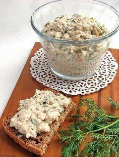 Как приготовить селедочный паштет - рецепт, ингридиенты и фотографии