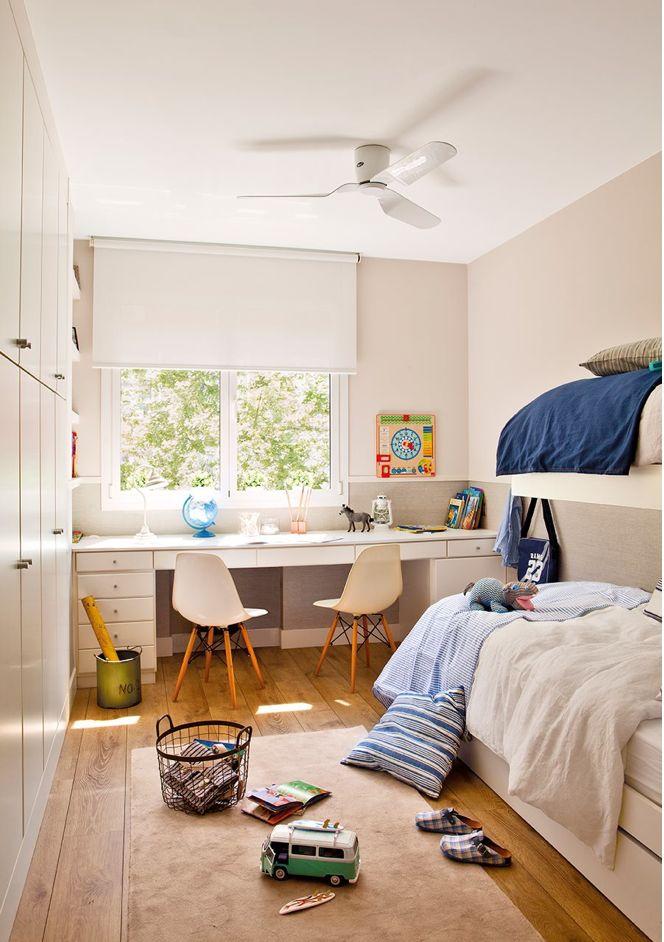 Casa tr s chic uma reforma home decor pinterest - Habitacion pequena nina ...