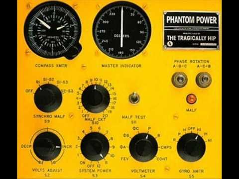 The Tragically Hip - Phantom Power (good album but this was last album I bought from them)