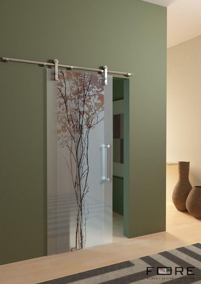 drzwi szklane przesuwne, #drzwiszklane #drzwiwewnetrzne #szklane #glassdoor #glassdoors #interiordoor #glass #fore #foreglass #wnetrza #architektura