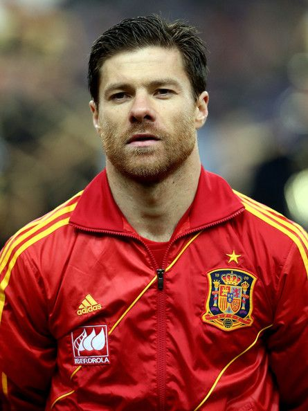 Xabi Alonso, Real Madrid and Spain's National Soccer Team  player