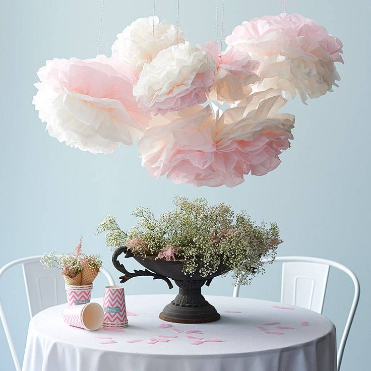 hand cut tissue paper peony flower by pearl and earl | notonthehighstreet.com