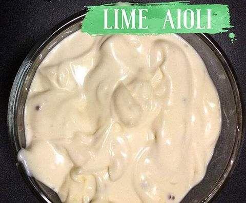 Lime Aioli