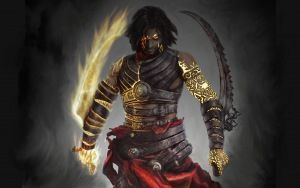 Preview wallpaper prince of persia warrior within, art, game