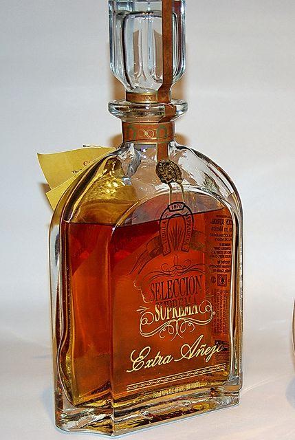 Tequila Seleccion Suprema - Extra Anejo