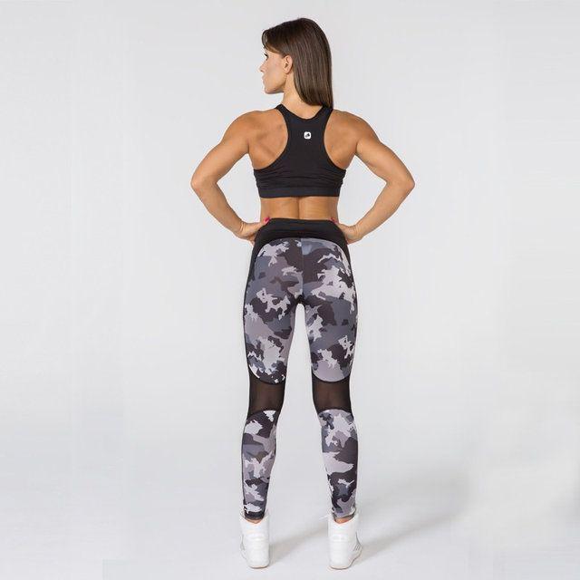 669d2fc84a22d Спортивные женские легинсы Radical Fierce (original), леггинсы для бега,  лосины для йоги, фитнеса, спортзала, фото 3