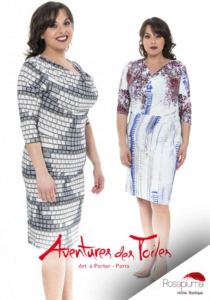 Gli #abiti @aventurestoiles si distinguono per un #fit comodo e un #design creativo > http://ht.ly/vmZk303vrVr