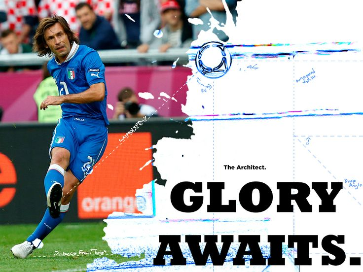 Andrea Pirlo - Italy World Cup 2014
