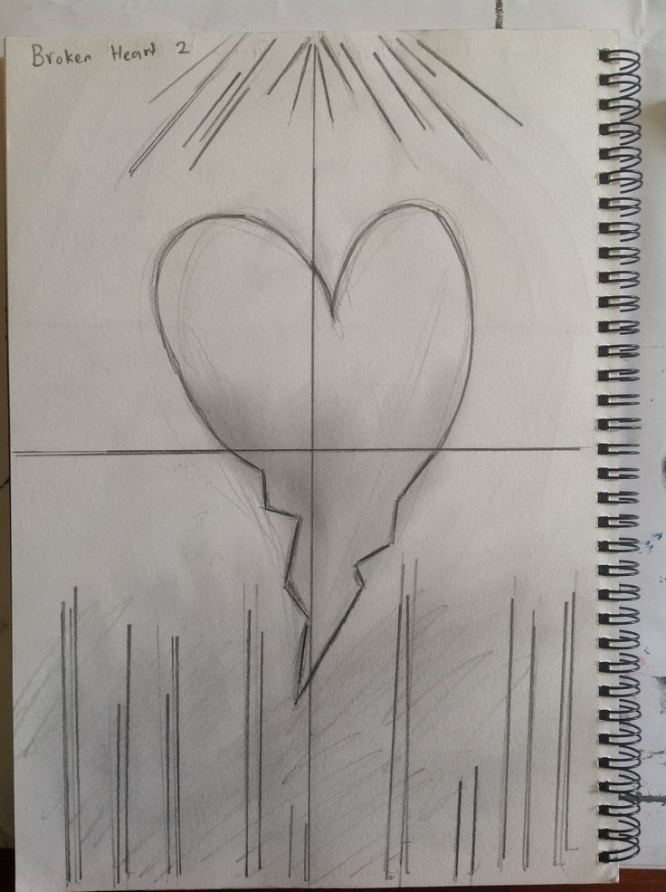 Concept Design (Broken heart replaced with full heart)