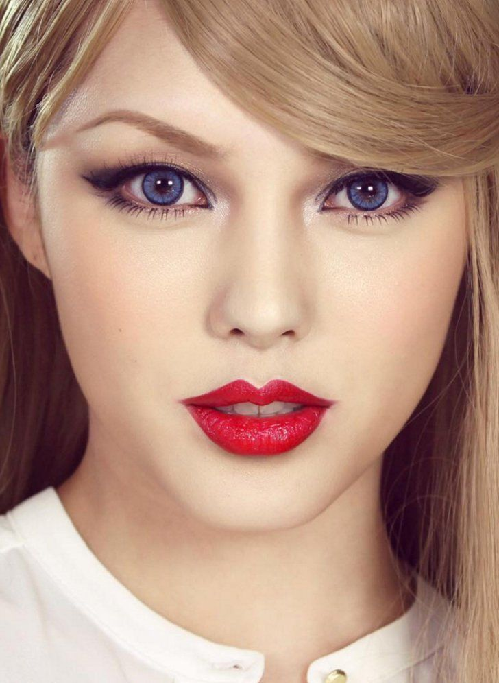 South Korean Beauty Vlogger Nails a Taylor Swift Transformation