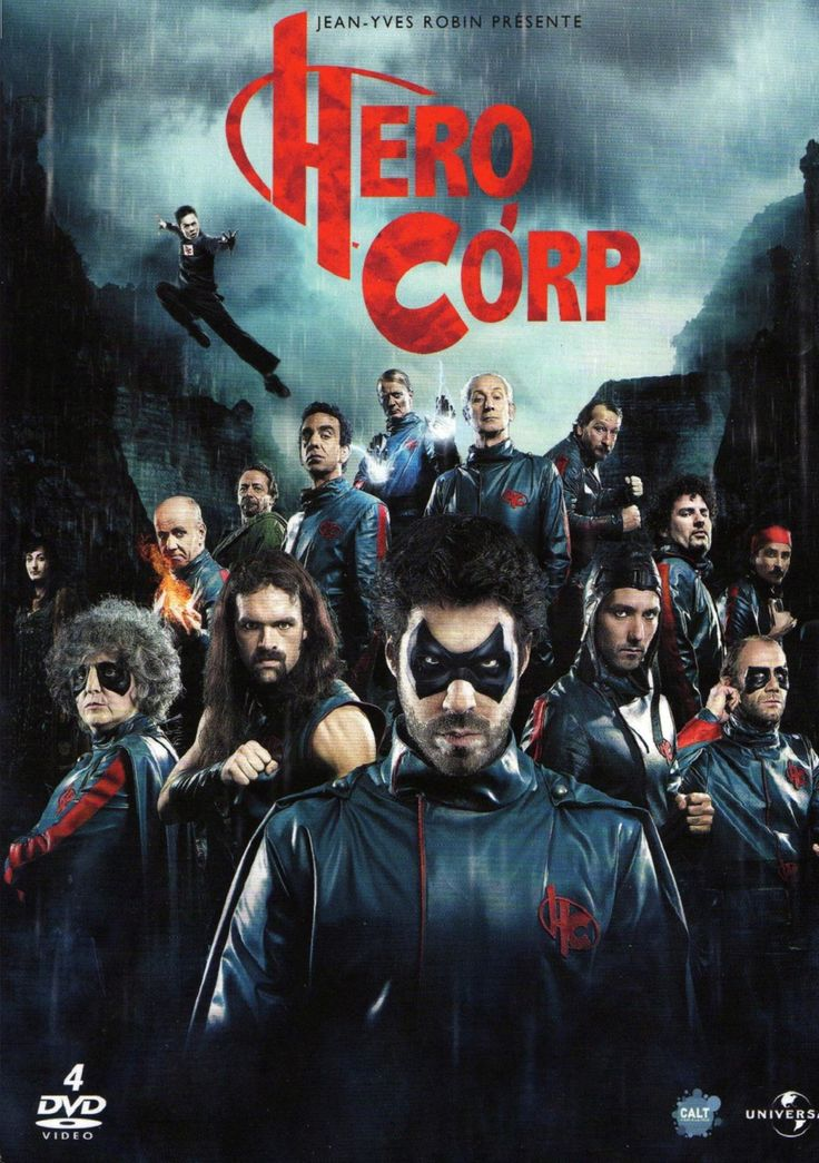 hero corp | Hero Corp – Saison 2 [Complete] [Streaming] [Telecharger] : Films ...