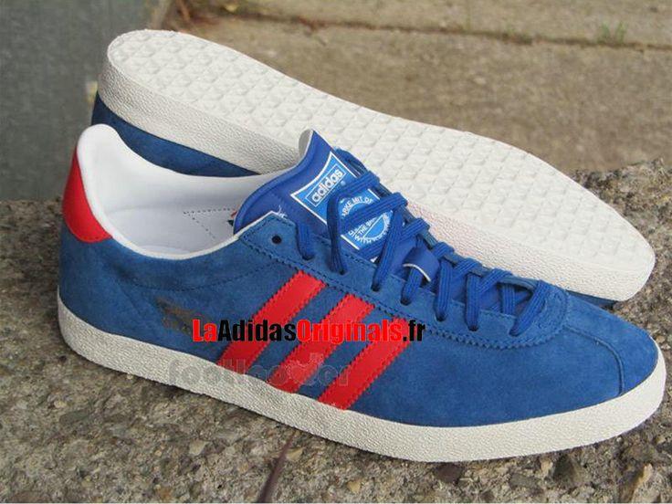 Adidas Gazelle OG - Chaussures Adidas Originals Pas Cher Pour Homme/Femme Royale d´orange G96698-Boutique Adidas Originals de Running (FR) - LaAdidasOriginals.fr