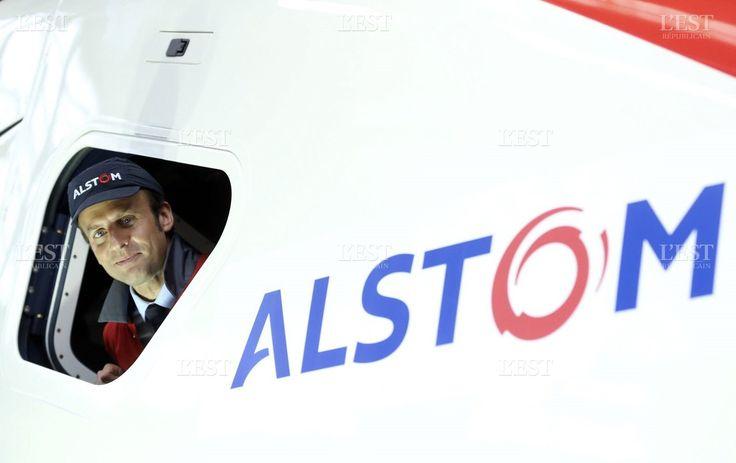 Emmanuel Macron a-t-il trahi les intérêts français dans la vente d'Alstom à General Electric ?   Stop Mensonges