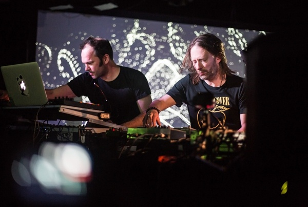 Thom Yorke and Nigel Godrich on Atoms for Peace, the State of Dance Music and What's Next for Radiohead | Music News | Rolling Stone