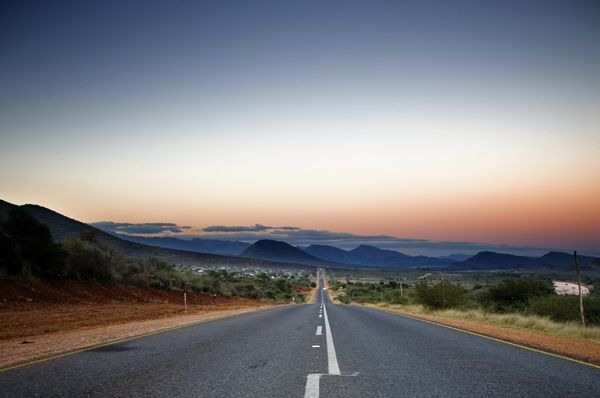 Just another day in the Karoo - what an amazing place!