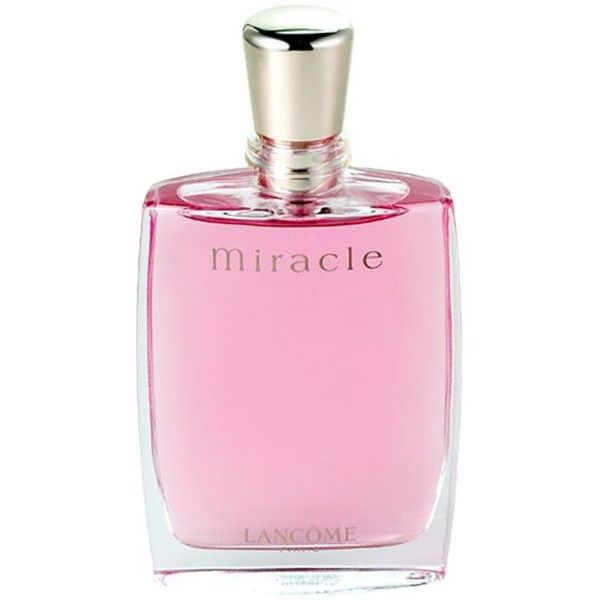 Lancôme  Miracle  Eau De Parfum Spray ($99) ❤ liked on Polyvore featuring beauty products, fragrance, lancome perfume, spray perfume, lancome fragrances, eau de parfum perfume and edp perfume