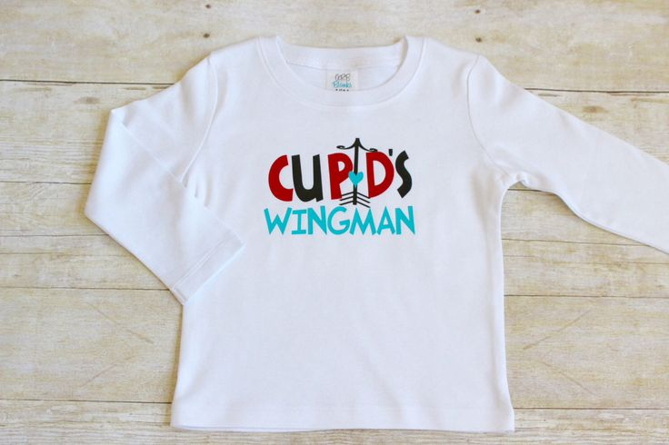 Valentine's Shirt - Toddler Boy Valentine - Boy Valentine's Shirt - Cupid's Wingman - Valentine Outfit - Baby Boy Valentine's Day - Bodysuit by HeatherLCreations on Etsy https://www.etsy.com/listing/263198707/valentines-shirt-toddler-boy-valentine