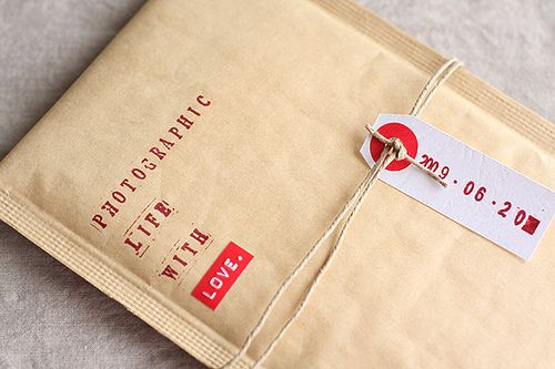 Simply lovely packaging by xiu xiu