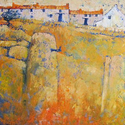John Piper ~ Farm Gate