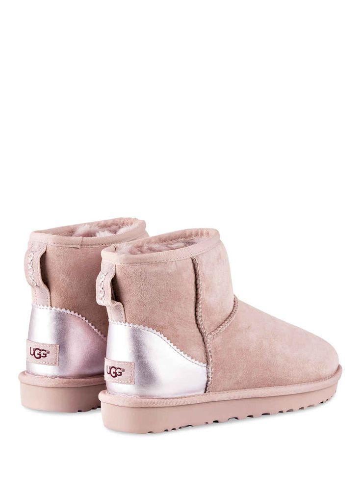 UGG AUSTRALIA Fell-Boots CLASSIC MINI II METALLIC