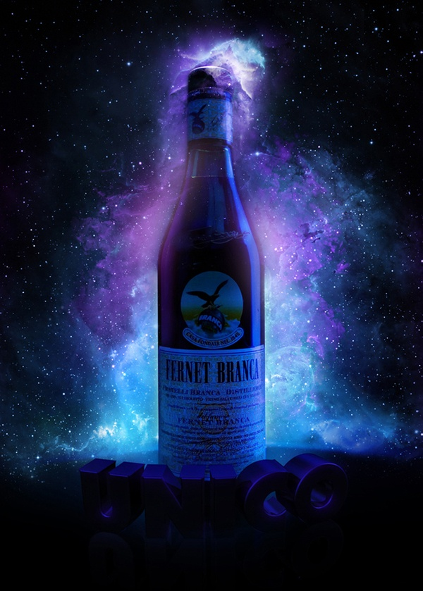 Unique - Fernet Branca by Pablo Alfieri