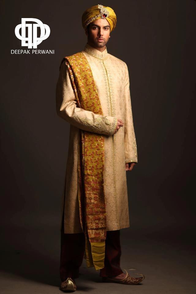 Deepak Perwani Winter Collection 2013 (1)