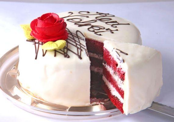 Торт «Красный вельвет» рецепт потрсающего десерта. CityWoman.info