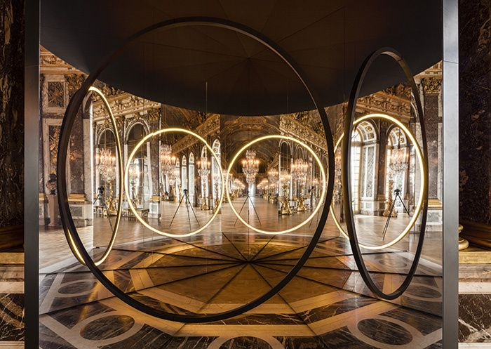 Après Anish Kapoor l'an dernier, c'est au tour de l'artiste danois d'investir jusqu'au 30 octobre le château de Versailles et ses jardins de ses œuvres spectaculaires. Olafur Eliasson, Your sense of unity, 2016. Photo :Anders Sune Berg / Courtesy of the artist; neugerriemschneider, Berlin; Tanya Bonakdar Gallery, New York © 2016 Olafur Eliasson