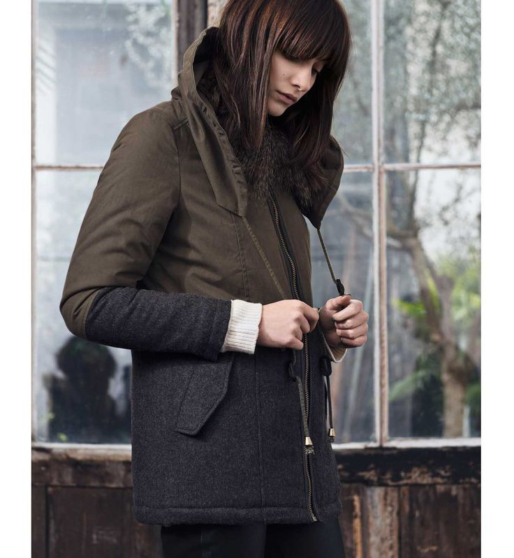 17 best ideas about parka femme hiver on pinterest parka hiver femme manteau femme parka and. Black Bedroom Furniture Sets. Home Design Ideas