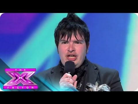 Meet Jason Brock - THE X FACTOR USA 2012 - Song starts at 3:02 - worth watching the entire video though