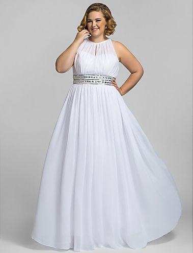 287 best Plus Size Evening Wear Dresses images on Pinterest