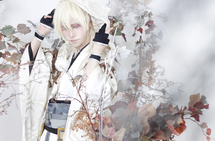 鶴丸国永 - AS(AS) Tsurumaru Kuninaga Cosplay Photo - Cure WorldCosplay