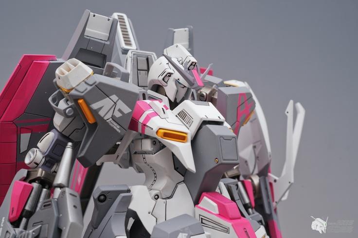 GUNDAM GUY: 1/72 Hyper Zeta Gundam Unit 3 [Resin Kit] - Painted Build