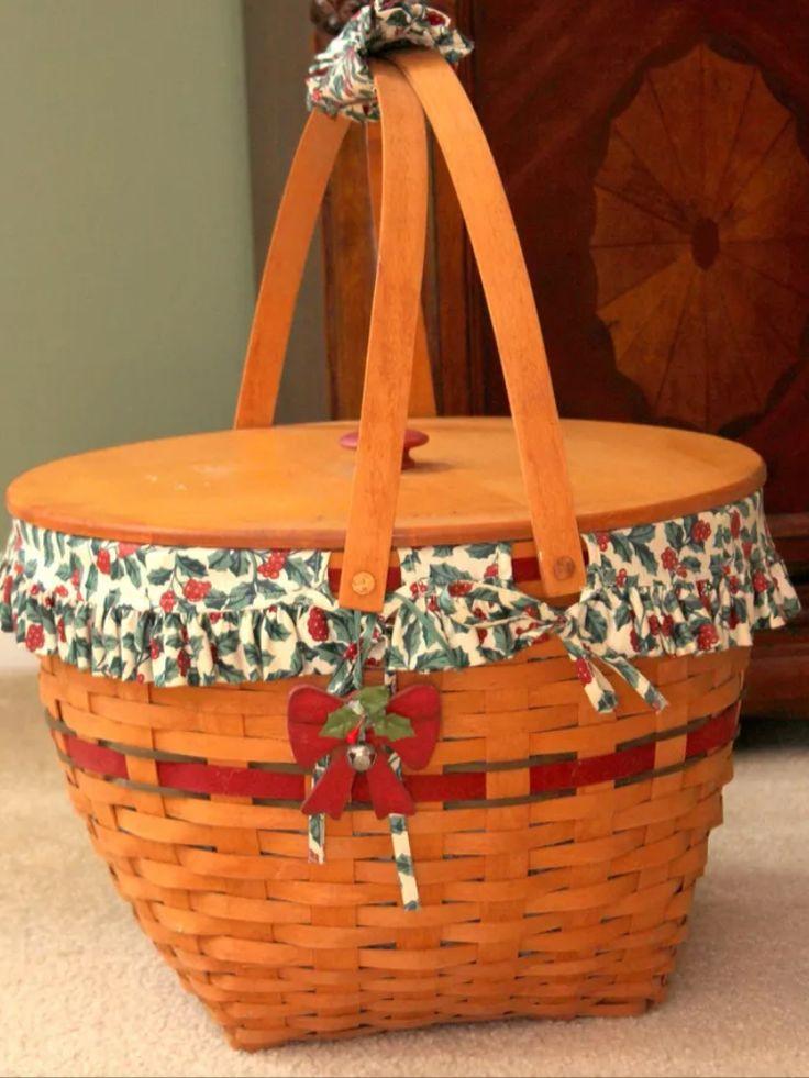 2111 Best Longaberger Baskets Amp Pottery Images On