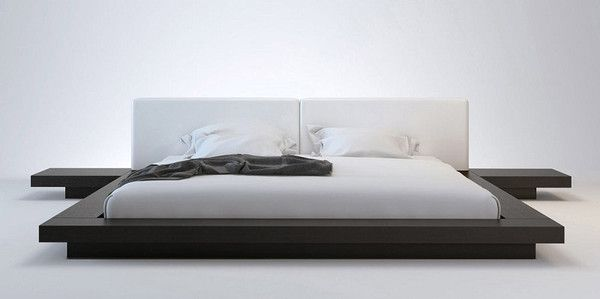 WORTH PLATFORM BED  $1,328.00 @ puremodern.com