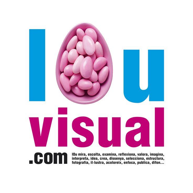 Un nou dia, un nou lOu. Et desitjo un dia meravellós. #louvisual #lou #logo #peladillas #confits #sugaralmond