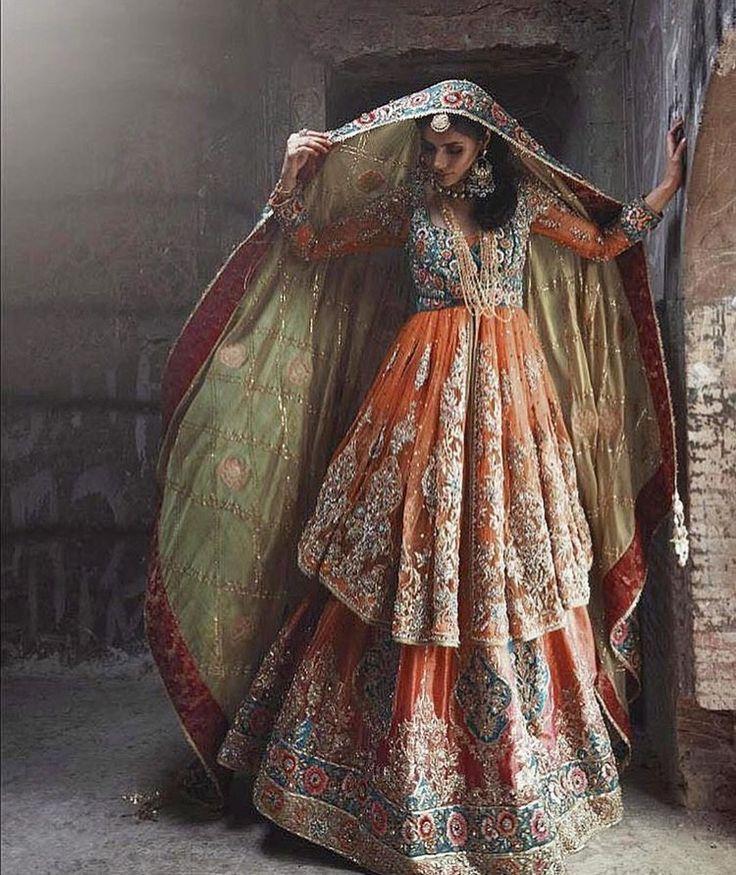 Pakistani couture By Nickie Nina