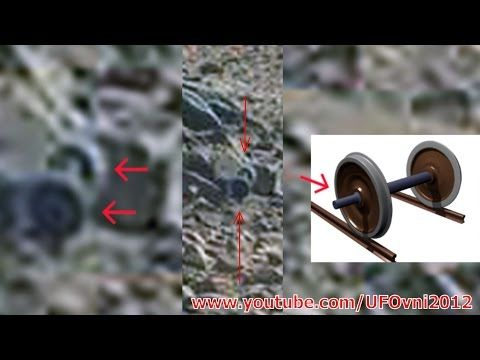Wheels and Axle caught by Mars Rover Curiosity – Sep 30, 2014 |UFO Sightings Hotspot