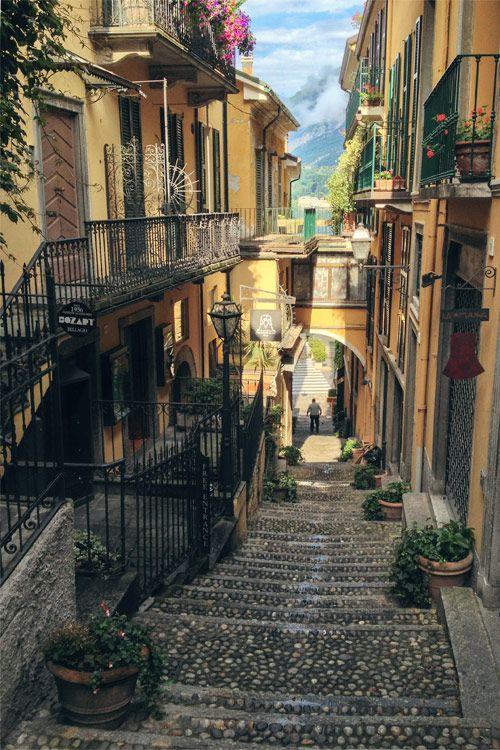 Lake Como, Italy | Wit & Whistle