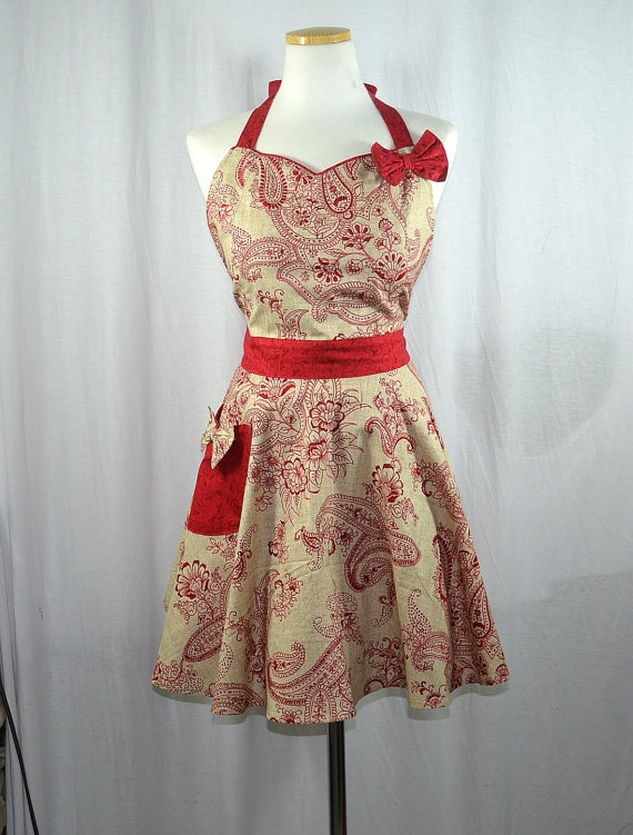 Dating divas flirty apron #12