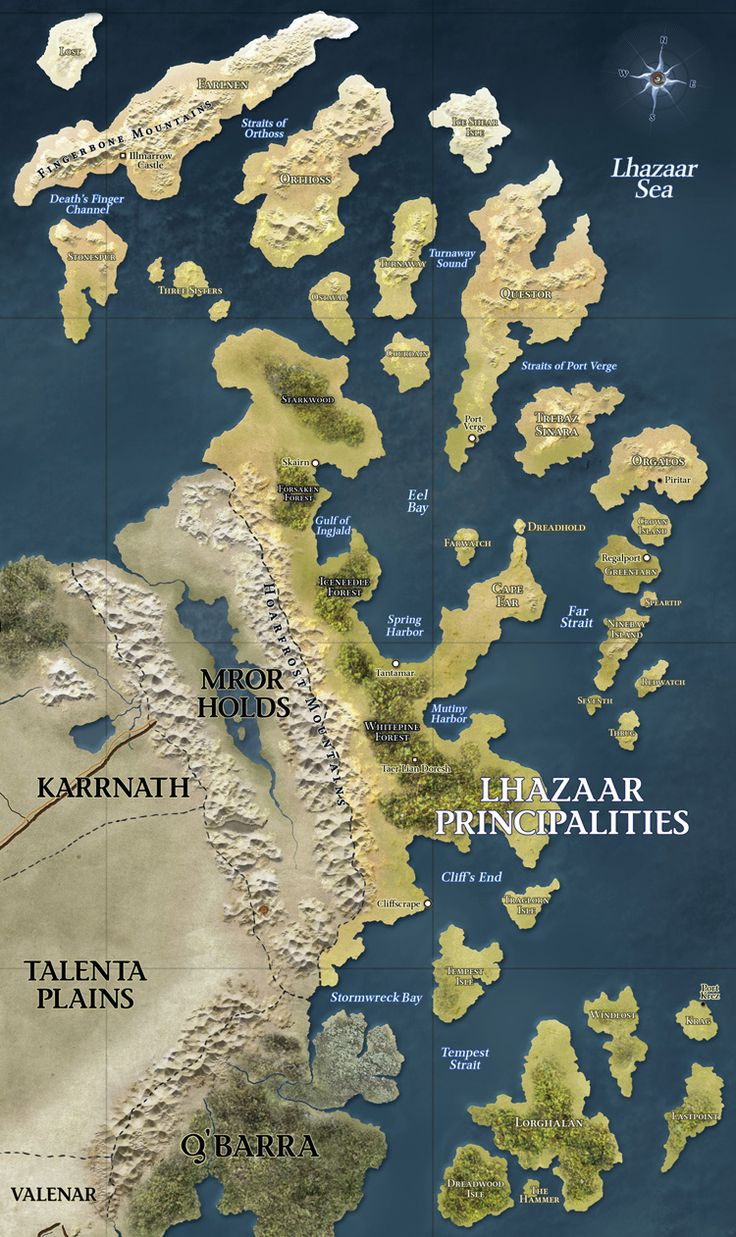 Lhazaar Principalities 977 best maps etc images