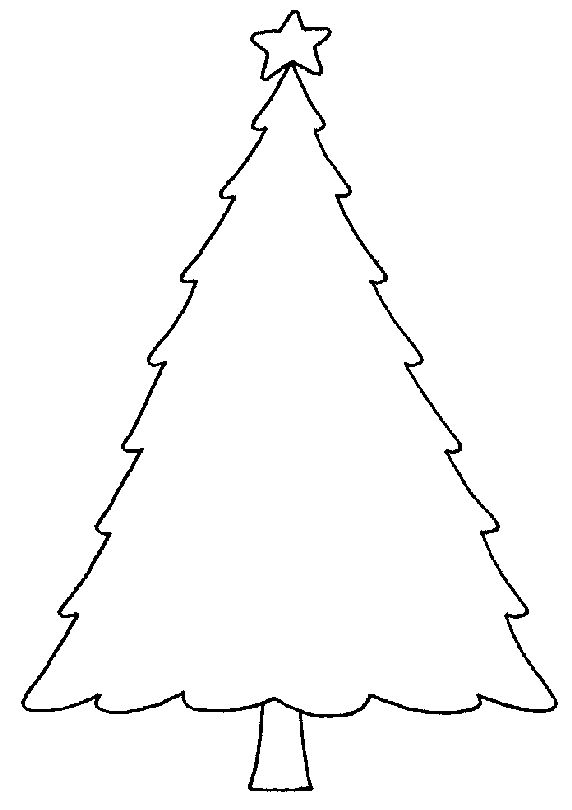 25 best Christmas Tree Coloring Page ideas on Pinterest